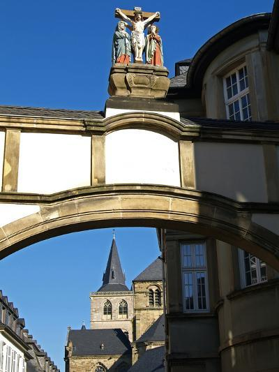 Cathedral, UNESCO World Heritage Site, Trier, Rhineland-Palatinate, Germany, Europe-Hans Peter Merten-Photographic Print