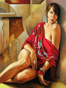 Autumn Ruby, 2006 by Catherine Abel