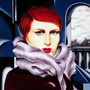 European Winter, 2000 by Catherine Abel
