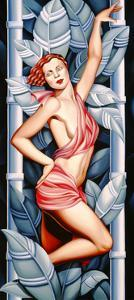 In the Forest by Catherine Abel
