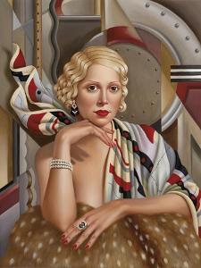 La Femme En Soie by Catherine Abel