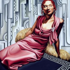 La Vie En Rose, 2002 by Catherine Abel