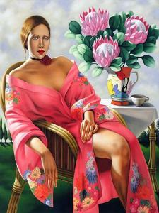 Tea, Late Afternoon, 2005 by Catherine Abel