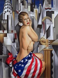 The Beauty of Her, 2003 by Catherine Abel