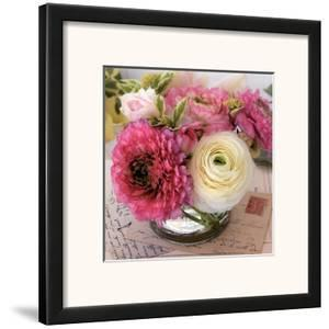 Bouquet et Cartes by Catherine Beyler