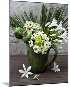 Flowers in a Vase by Catherine Beyler