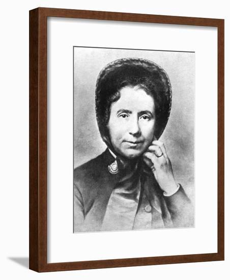 Catherine Booth (1829-189), 1926--Framed Giclee Print