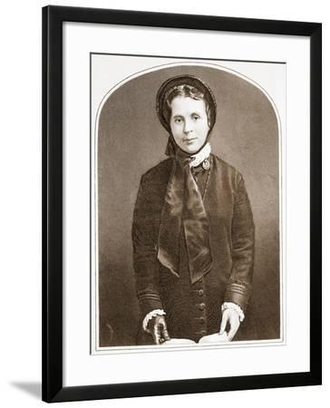 Catherine Booth--Framed Giclee Print