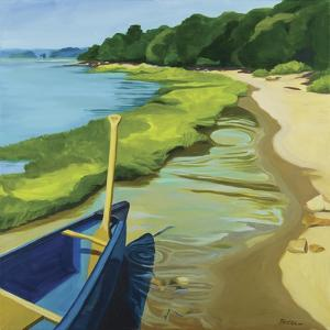 Afternoon Canoe Ride by Catherine Breer