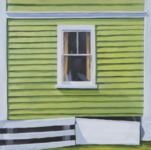 Green Window by Catherine Breer