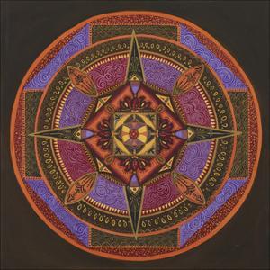 Hope Mandala by Catherine Breer