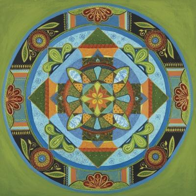 Next Year Mandala by Catherine Breer