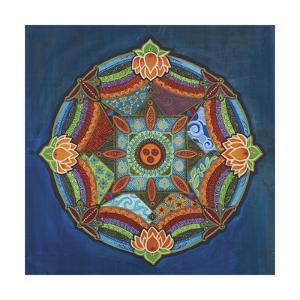 Peace Mandala by Catherine Breer