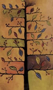 Tree of Life by Catherine Breer