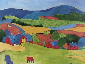 Vermont Summer by Catherine Breer