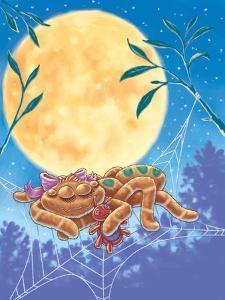 The Teeny Sleepy Spider - Turtle by Catherine G. Bratton