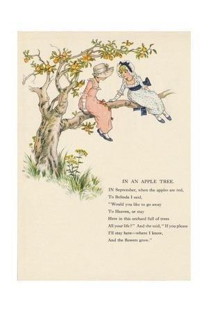 'Kate Greenaway's Marigold Garden', 1885, (1946)