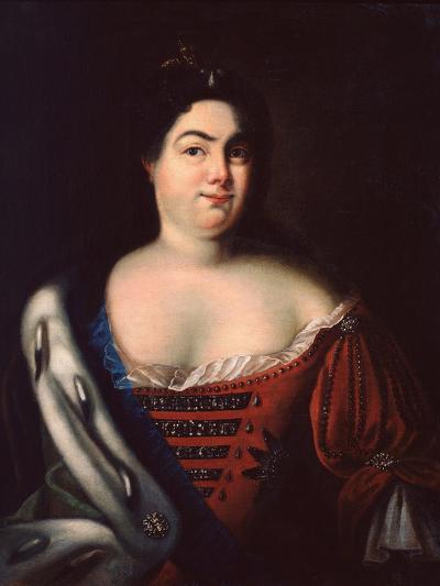 Catherine I-Johann Heinrich Wedekind-Giclee Print