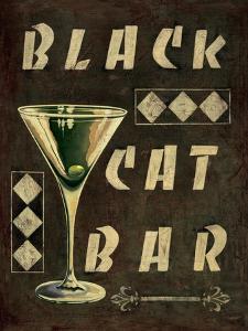 Cocktail Hour III by Catherine Jones