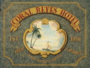 Coral Reyes Hotel by Catherine Jones