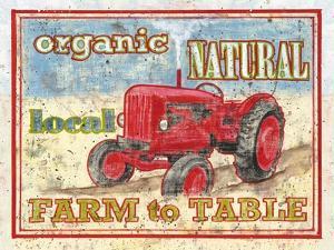 Farm to Table II by Catherine Jones