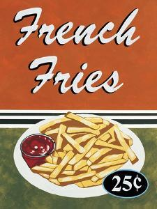 French Fries by Catherine Jones