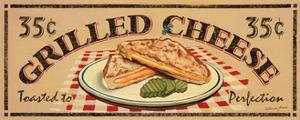 Grilled Cheese by Catherine Jones