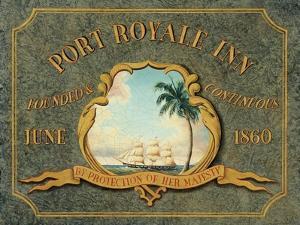 Port Royale Inn by Catherine Jones