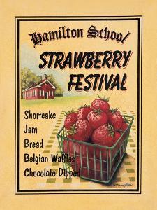 Strawberry Festival by Catherine Jones