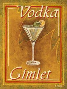 Vodka Gimlet by Catherine Jones