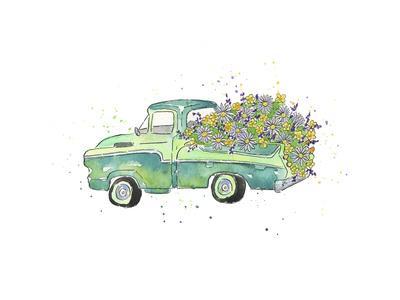 Flower Truck II