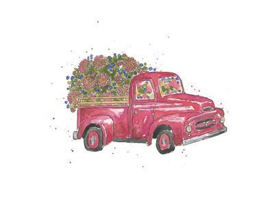 Flower Truck IV