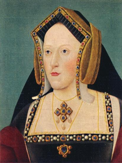 'Catherine of Aragon', 1935-Unknown-Giclee Print