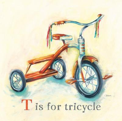 T is for Tricycle
