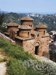 Catholic, 10th Century, Byzantine Church, Stilo, Calabria, Italy