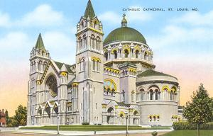Catholic Cathedral, St. Louis, Missouri