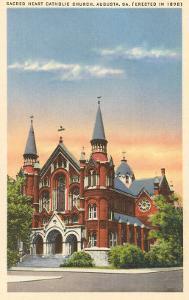 Catholic Church, Augusta, Georgia