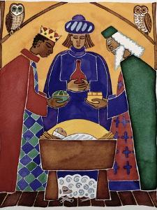 Adoration of the Kings by Cathy Baxter