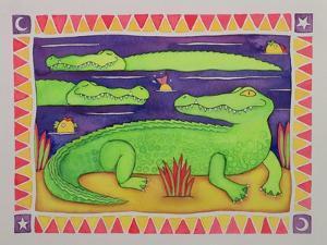Crocodiles by Cathy Baxter