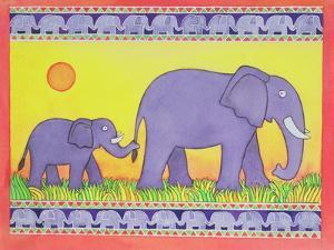 Elephants by Cathy Baxter