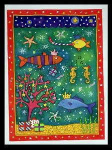 Fishy Christmas, 1997 by Cathy Baxter