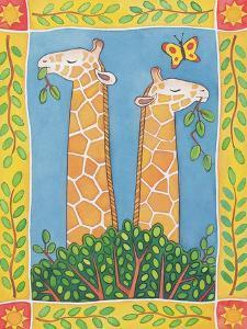 Giraffes by Cathy Baxter