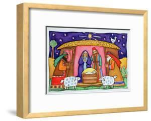 Nativity Scene by Cathy Baxter