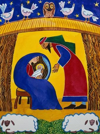 The Nativity by Cathy Baxter