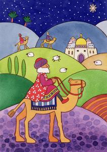 The Three Kings, 1997 by Cathy Baxter