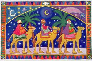 We Three Kings, 1996 by Cathy Baxter