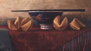 Fortune Cookie by Cathy Lamb