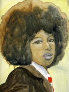Marsha Hunt, 2007 by Cathy Lomax