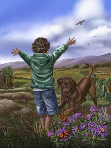 Prairie Pg 28 by Cathy Morrison Illustrates
