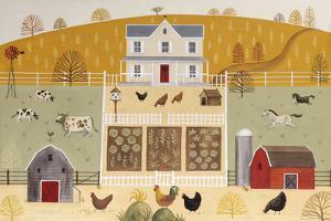 Home Farm by Catriona Hall